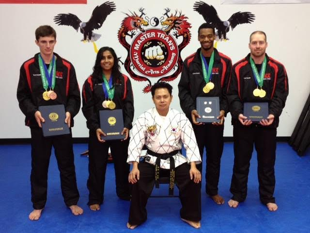 World  Hapkido Champions