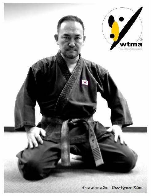Grand Master Doo Hyun Kim
