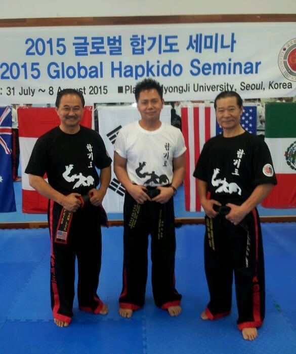Grand Master Tran Photo Gallery