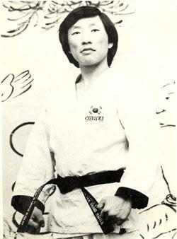 Senior Grand Master Joon P. Choi