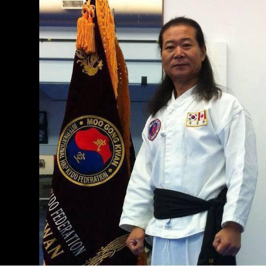 Senior Grand Master Kwang Suk Choi