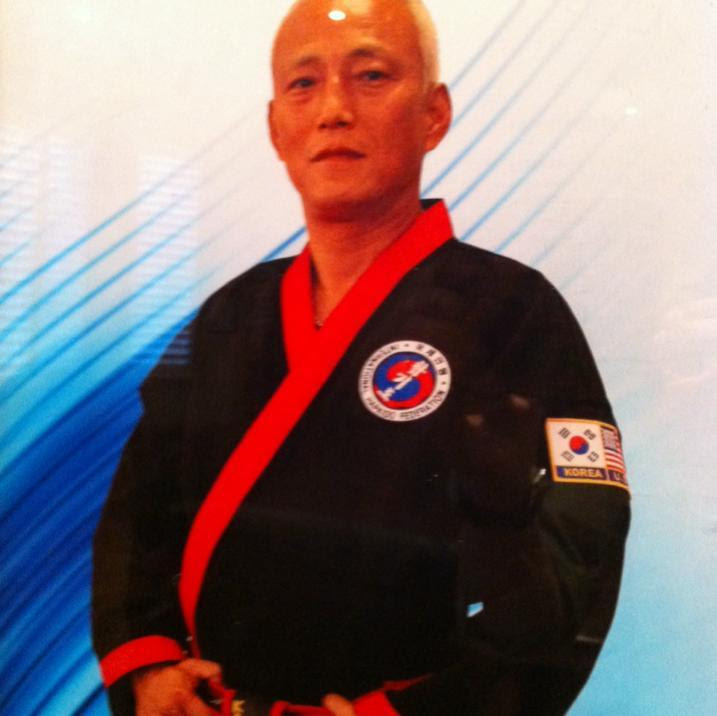 Senior Grand Master Young Sik Lee